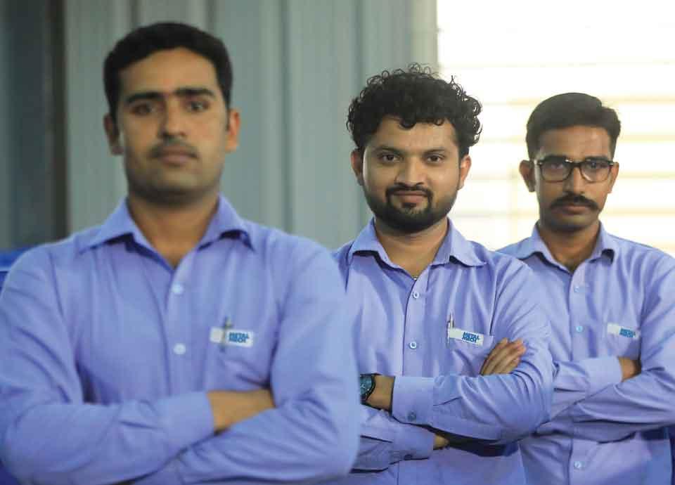 Metalmech Engineering Team Training