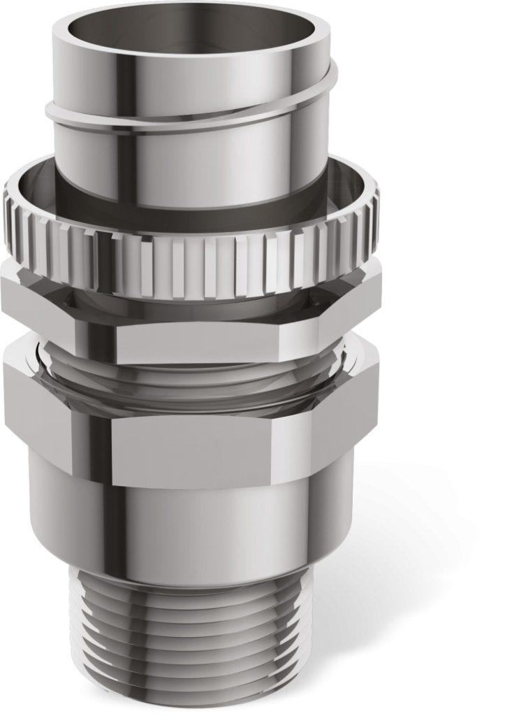 manufacturer, supplier, exporter of Single Compression Cable Glands
