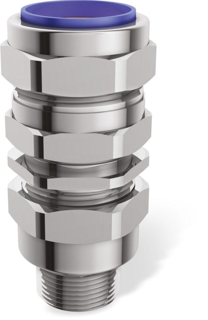E1FUNV Double Compression Cable Gland Supplier