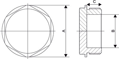Plug Collar Type Diagram 1