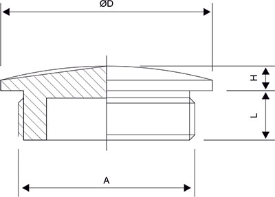 Plug Slotted Diagram