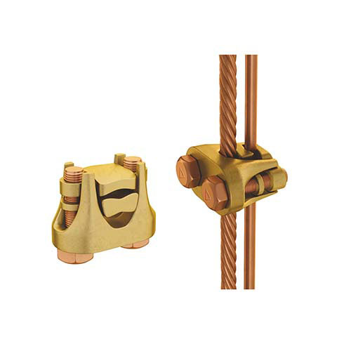 Rod to Cable Lug Clamps B