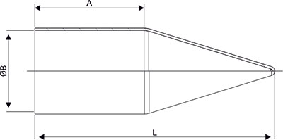 Shroud Type Diagram